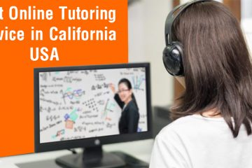Best Online Tutoring Service in California USA